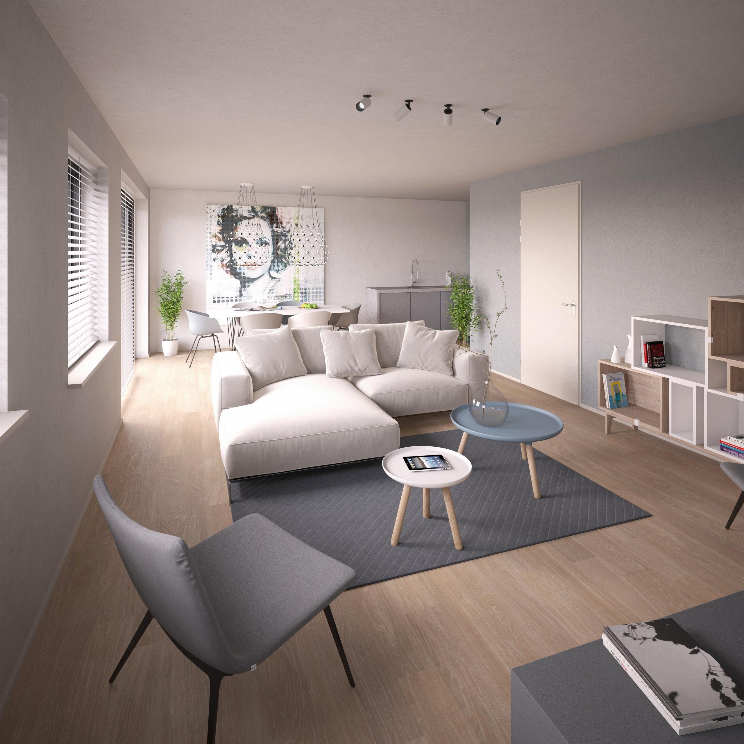 VDZarchitecten: Appartementen Assen-Oost