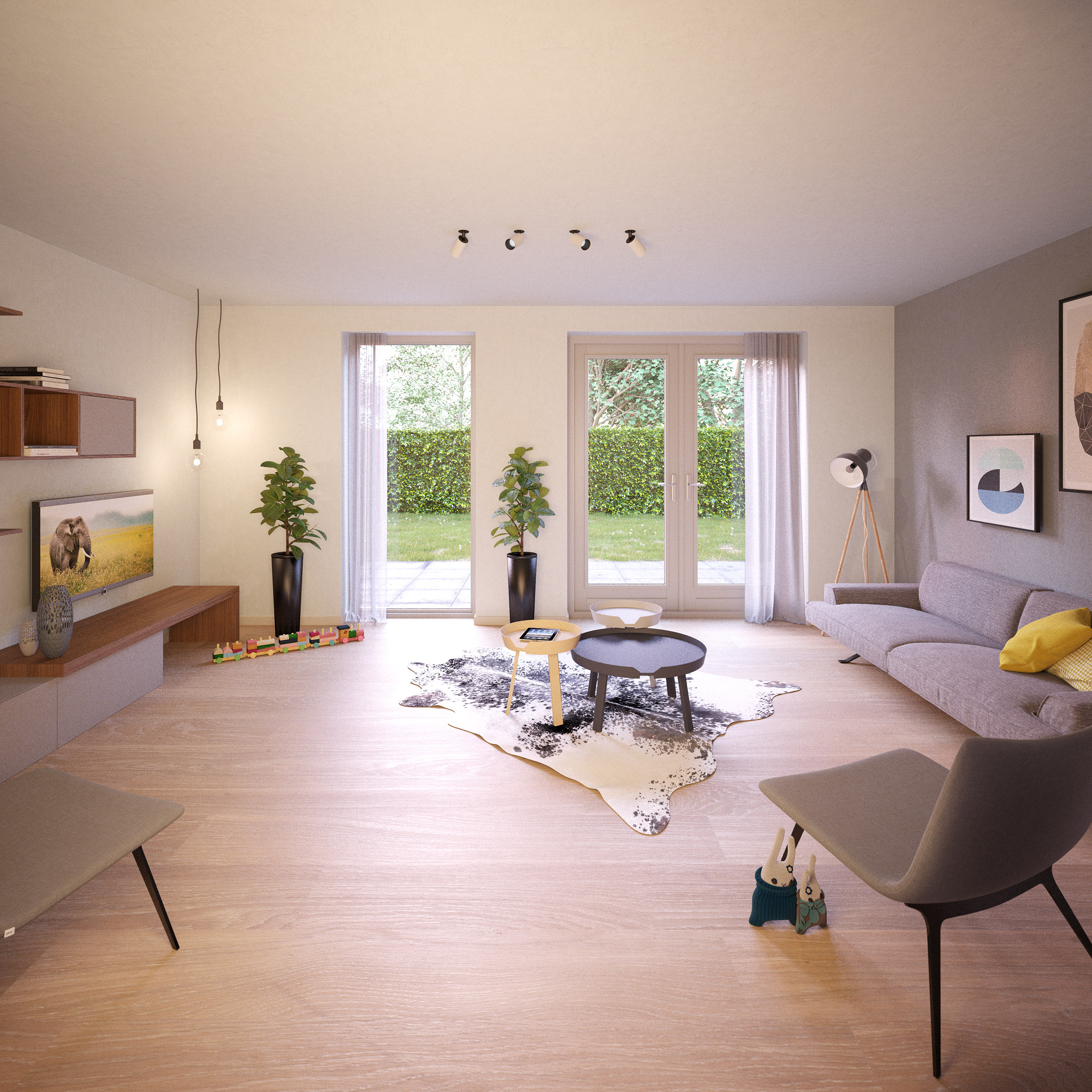Koenen Bouw 15 woningen Delftlanden Emmen interieur